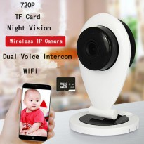Hd Mini Wifi Ip Camera Wireless Smart P2p
