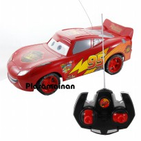 Mainan Anak RC Car McQueen - McQueen - Remote Control - Ages3+