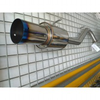 KNALPOT HKS HI POWER MUFFLER - TOYOTA NEW YARIS