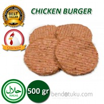 Chicken Burger 500 gr