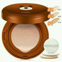 BB Cream Air Cushion Cartoon Character Brown Sally by ROREC