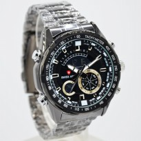 New Available Jam Tangan Pria Swiss Army Stainless Series #3