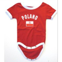 [holiczone] Marin POLAND BABY BODYSUIT 100COTTON.SIZE FOR 12 MONTHS.NEW/735365