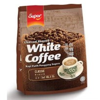 Super Charcoal Roasted 3 in 1 White Coffee Classic