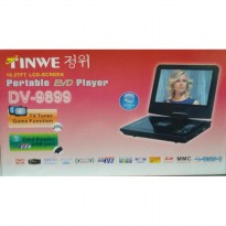 DVD Video Player tinwe 9899