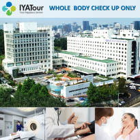 Paket Medical Seoul / WHOLE BODY CHECK UP ONLY