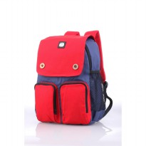 Catenzo Junior Backpack Casual Tas Anak Unisex CST006