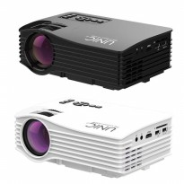 Mini LED Projector UNIC UC36 + Wifi Edition Anycast HD 1000 Lumens