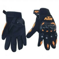 Sarung Tangan KTM Gloves Glove Anti Slip Full Finger