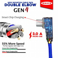 Kabel Data Charger TYPE MICRO INNOVO Fast Charging Cable GEN.4 - CKF