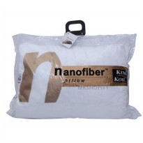 King Koil Nano Fiber Pillow - Firm