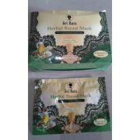 Herbal Breastt Mask ENLARGMENT - Masker Hebal Payudara Sri Ratu