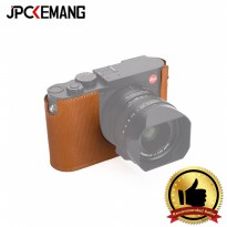 Leica Protector Q2 Brown 19567