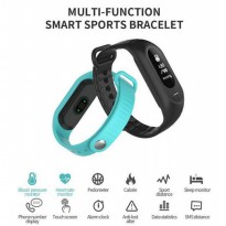 [Best Seller] SKMEI Jam Tangan LED Gelang Fitness Tracker - B15 / blood Pressure