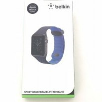 Belkin Sport Band Bracelet Armband for Apple Watch 42mm - DARKBLUE