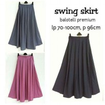 Swing skirt [ bisa custom ]