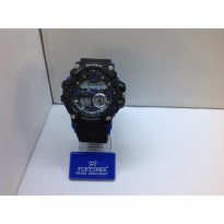 JAM TANGAN PRIA FORTUNER GG 1000 ORIGINAL ANTI AIR BLACK BLUE