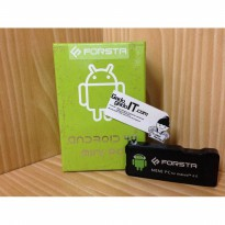FORSTA Mini PC Android 4.0 Smart TV + Wireless Control Mouse