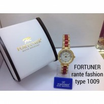 FORTUNER 1009 RANTAI FASHION ORIGINAL ANTI AIR GOLD RED