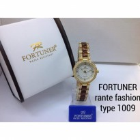 FORTUNER 1009 RANTAI FASHION ORIGINAL ANTI AIR GOLD BROWN