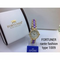 FORTUNER 1009 RANTAI FASHION ORIGINAL ANTI AIR GOLD UNGU