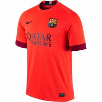 Nike FC Barcelona Away Stadium Mens Jersey 2014/15 Original 610595-672