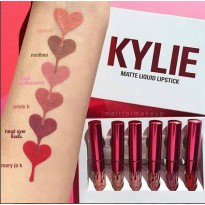 [GET 6 PCS + BOX] Kylie Valentine Edition