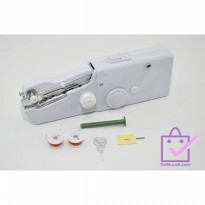 Handy Stitch Mini Portable Sewing / Mesin Jahit Tangan