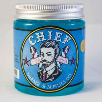 Pomade Chief Blue Waterbased (FREE SISIR SAKU)
