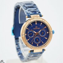 HEGNER 1636 CHRONO ACTIVE ORI ANTI AIR BLUE ROSEGOLD