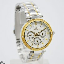 HEGNER 1636 CHRONO ACTIVE ORI ANTI AIR SILVER GOLD COVER WHITE