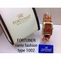 FORTUNER 1002 RANTAI ORIGINAL ANTI AIR RED GOLD