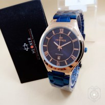 HEGNER 1601 TANGGAL ORIGINAL ANTI AIR BLUE ROSEGOLD