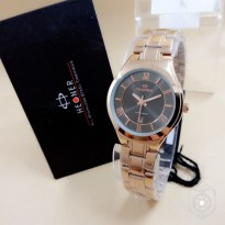 HEGNER 1601 TANGGAL ORIGINAL ANTI AIR ROSEGOLD COVER BLACK