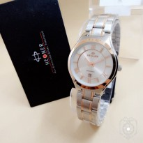 HEGNER 1601 TANGGAL ORIGINAL ANTI AIR SILVER ROSEGOLD WHITE