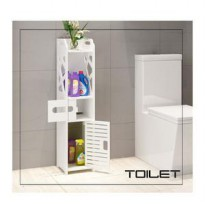 Rak Toilet DIY A515