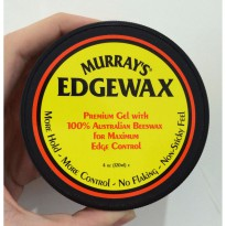 Pomade Murray Edgewax Waterbased (FREE SISIR SAKU)