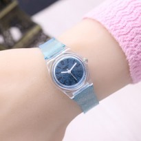 SWATCH JELLY BLUE.
