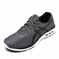Sepatu Olahraga Lari Gym Fitness Asics Gel-Promesa Men's Shoes- Carbon T842N9790