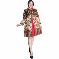 JO   NIC Delia Batik Tunik Dress AllSize - 2 Warna 7faeedd787