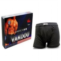 AMERICAN VAKOOU MAGNETIC FIBER FOR USA MAN CELANA DALAM