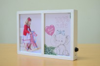 PROMO CHRISTMAS FAIR - Photo Frame Galeria Duo (Light) - Free Product