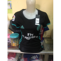 JERSEY BAJU BOLA REAL MADRID AWAY LADIES 2017/2018 GRADE ORI MURAH