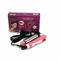 Nova Folding Curling Iron 3 in 1 | Nova Catok Lipat
