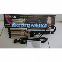 catok sonar SN 15 Professional curly hair
