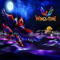 Tiket WINGS OF TIME 07:30 SINGAPORE