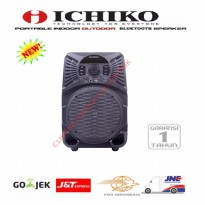 ICHIKO SPAEKER MONSTER MM80v11 BLUETOOTH & KARAOKE -Promo