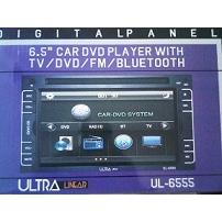 TV MOBIL MURAH DOUBLE DIN ULTRALINEAR UL-6555