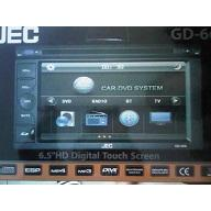 TV MOBIL DOUBLE DIN JEC GD-668