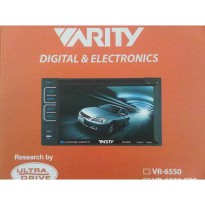 TV MOBIL DOUBLE DIN VARITY VR-6550